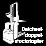 Deichseldoppelstockstapler