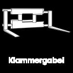 Klammergabel