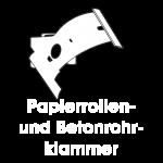 Papierrollen-_und_Betonrohrklammer